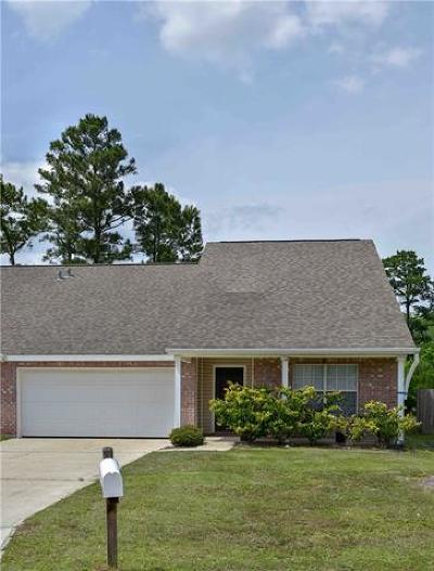 Slidell LA Townhouse For Sale: $174,900
