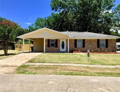 Slidell Single Family Home For Sale: 252 Meadowmoss Drive
