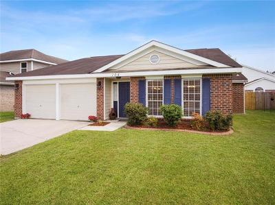 Slidell Single Family Home For Sale: 104 Honeywood Drive
