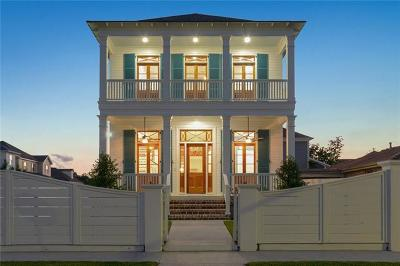 New Orleans Single Family Home For Sale: 6522 Center Street