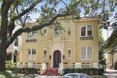 New Orleans Condo For Sale: 7014 St. Charles Avenue #J