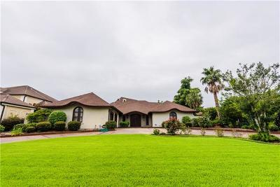 Kenner Single Family Home For Sale: 37 Chateau Mouton Drive