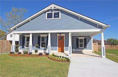 Jefferson Single Family Home For Sale: 6 Magnolia Place