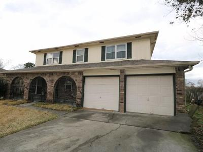Harvey Single Family Home For Sale: 2149 Spanish Oaks Drive