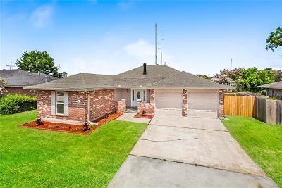 Kenner Single Family Home For Sale: 4206 Platt Street