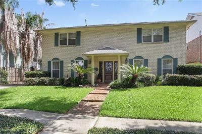 Metairie Single Family Home Pending Continue to Show: 5013 Folse Drive