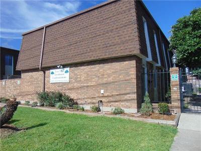 Jefferson Parish, Orleans Parish Condo For Sale: 4073 Division Street #4073
