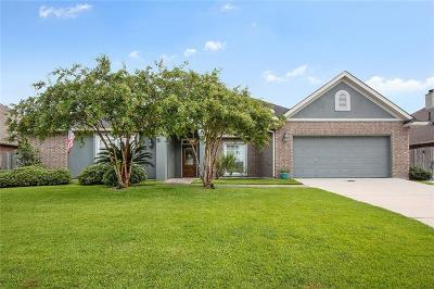Single Family Home For Sale: 2732 Acadiana Trace