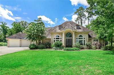 Madisonville Single Family Home For Sale: 205 Black Jack Oak Drive