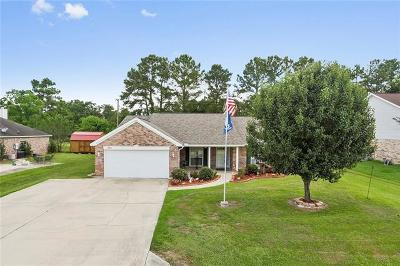 Slidell Single Family Home Pending Continue to Show: 554 Redbud Lane