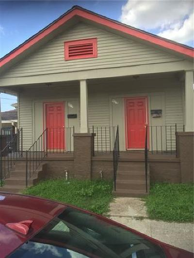 Multi Family Home Pending Continue to Show: 9015 Forshey Street