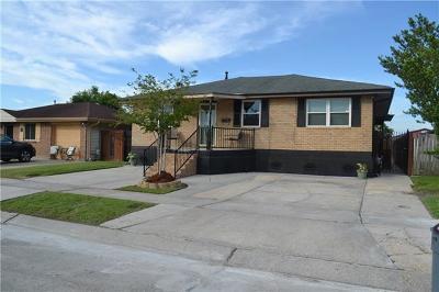 Harvey Single Family Home For Sale: 1153 Teakwood Drive