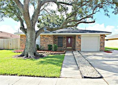 Harvey Single Family Home Pending Continue to Show: 2237 S Friendship Drive