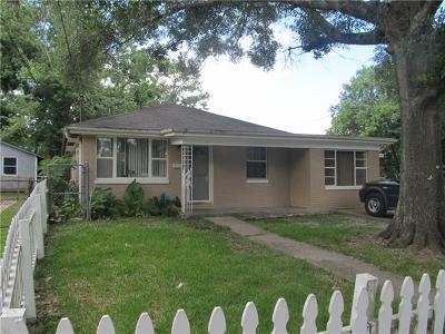 Single Family Home For Sale: 3626 De Armas Street