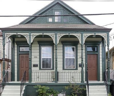 Multi Family Home For Sale: 2916 Gravier Street