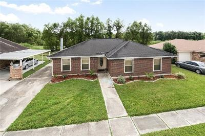 Mereaux, Meraux Single Family Home For Sale: 3117 Fable Street