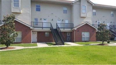 Jefferson Parish, Orleans Parish Condo For Sale: 2500 Manson Avenue #207