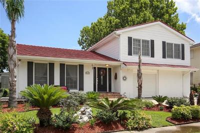 Metairie Single Family Home Pending Continue to Show: 6313 Marcie Street