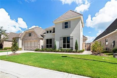 Covington Single Family Home For Sale: 898 S Corniche Du Lac