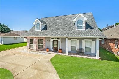 Single Family Home For Sale: 636 Joe Yenni Boulevard