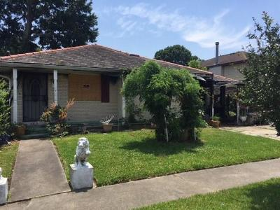 Single Family Home For Sale: 4312 Anthony Street