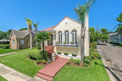 Single Family Home For Sale: 4036 Vincennes Place