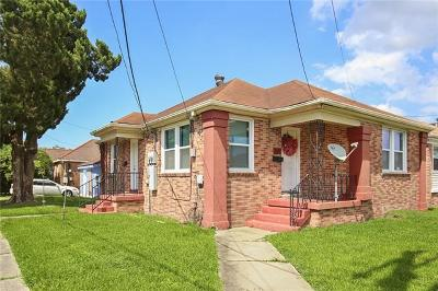 Single Family Home Pending Continue to Show: 3601 N Claiborne Avenue