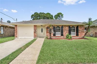 Single Family Home For Sale: 4213 California Avenue