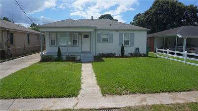 River Ridge, Harahan Single Family Home For Sale: 145 Andrea Street