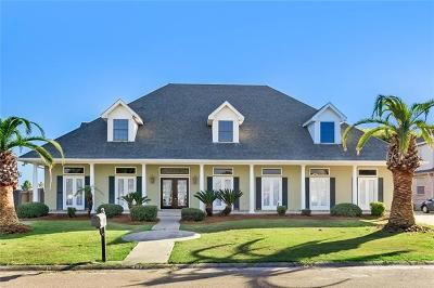 Slidell Single Family Home For Sale: 432 Eden Isles Boulevard