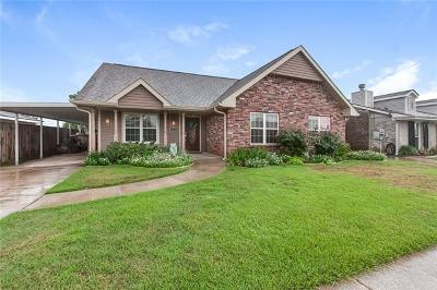 Mereaux, Meraux Single Family Home For Sale: 4508 Stella Drive