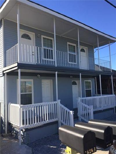 Jefferson Parish Multi Family Home For Sale: 1626 Katlan Street