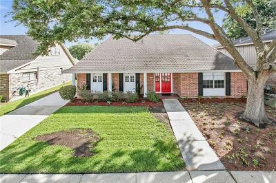 New Orleans Single Family Home Pending Continue to Show: 20 Yosemite Drive