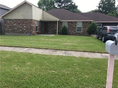 Harvey Single Family Home Pending Continue to Show: 2129 Colombo Drive