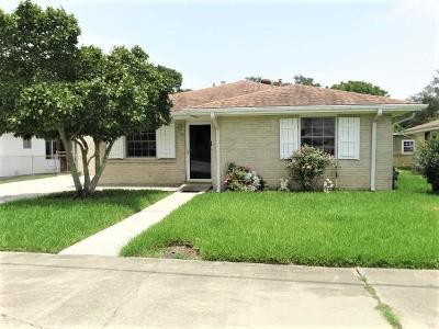 Gretna Single Family Home For Sale: 103 Creagan Avenue