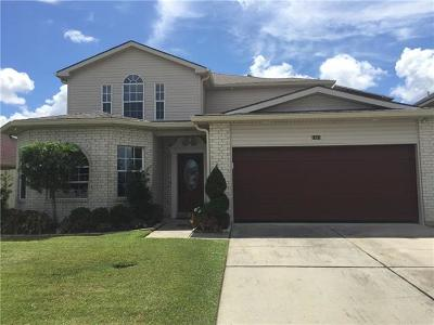 Single Family Home For Sale: 1321 Krupp Drive