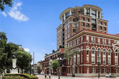 New Orleans Condo For Sale: 625 St Charles Avenue #9E