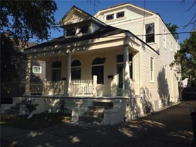 New Orleans Multi Family Home Pending Continue to Show: 309 S Cortez Street