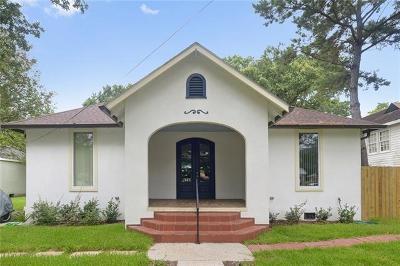 Single Family Home For Sale: 4734 Franklin Avenue