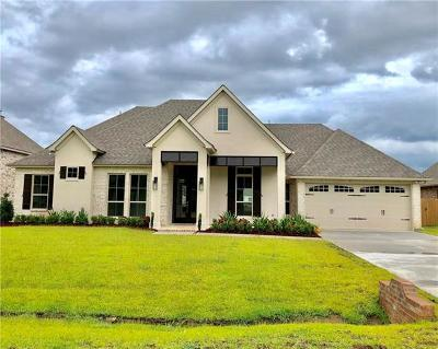 Madisonville Single Family Home For Sale: 1509 Periwinkle Court