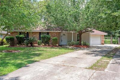 Single Family Home For Sale: 2359 Swan Court