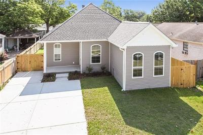 Jefferson Single Family Home For Sale: 551 Honore Drive