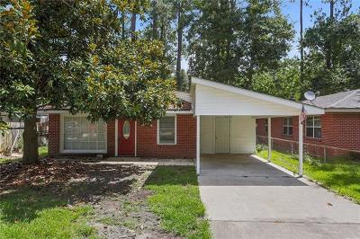 Slidell Single Family Home Pending Continue to Show: 810 Pine Tree Street