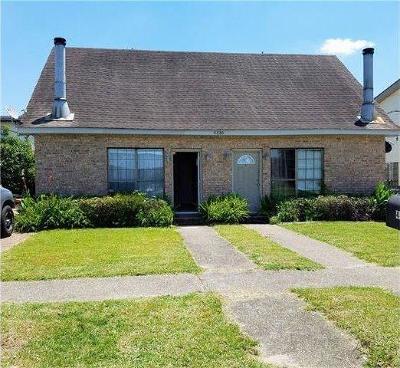 Jefferson Parish Multi Family Home For Sale: 4136 Georgia Avenue