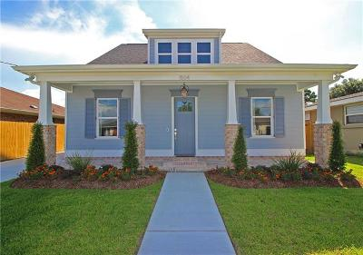 Single Family Home For Sale: 1504 Carnation Avenue