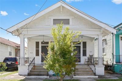 New Orleans Multi Family Home For Sale: 421-423 S Genois Street