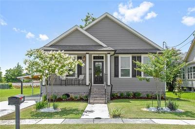 Arabi Single Family Home For Sale: 1822 Alexander Avenue
