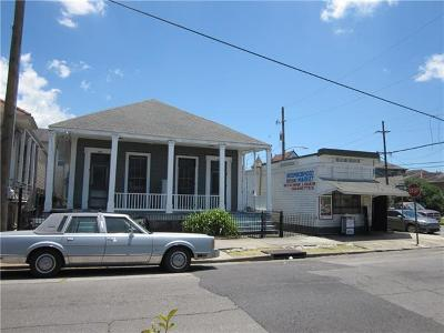 New Orleans Multi Family Home For Sale: 3218-3222 Baronne Street