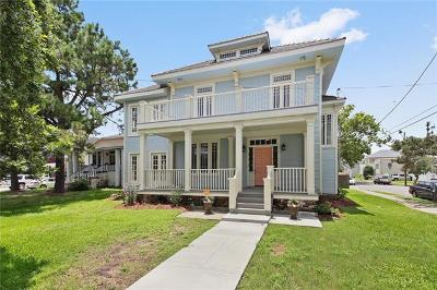 Single Family Home For Sale: 5024 S Claiborne Avenue