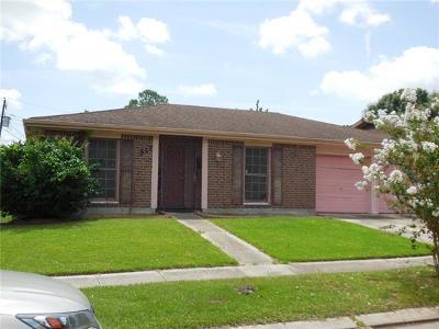 Gretna Single Family Home For Sale: 517 Wright Avenue